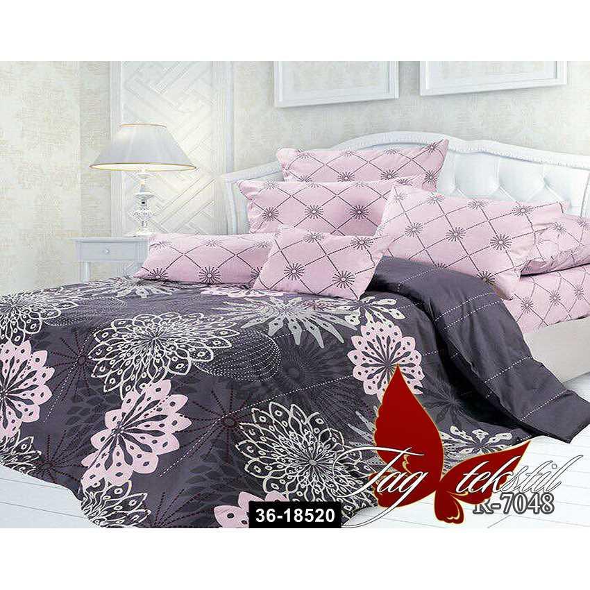 Комплект постельного белья с компаньоном R7048, 36-18520