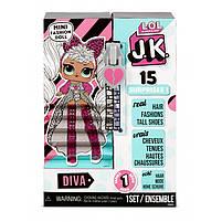 Лялька ЛОЛ Сюрприз JK Леді Діва - LOL Surprise JK Diva 570752, фото 7