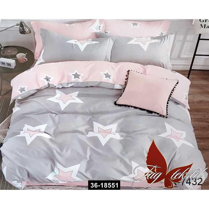 Комплект постельного белья с компаньоном R7432, 36-18551