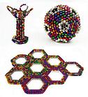 Магнітні кульки Neo Cube 5мм різнокольорові, фото 4