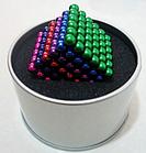 Магнітні кульки Neo Cube 5мм різнокольорові, фото 3