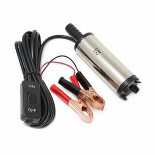 Електронасос для перекачування ДТ   Насос для дизельного палива 12V, фото 2