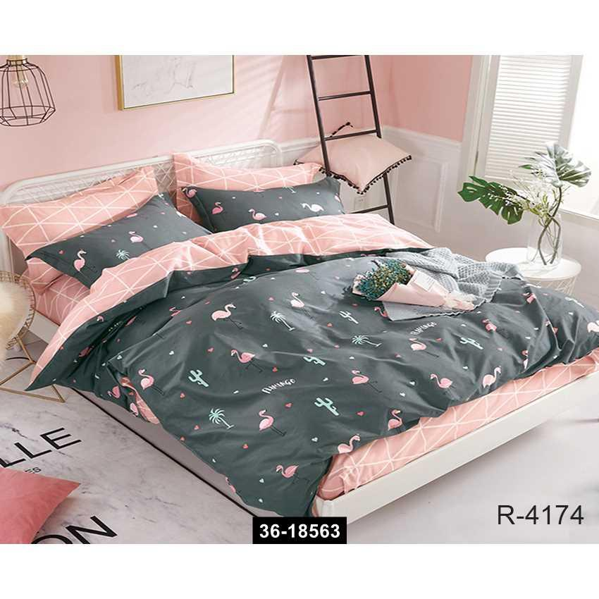 Комплект постельного белья с компаньоном R4174, 36-18563