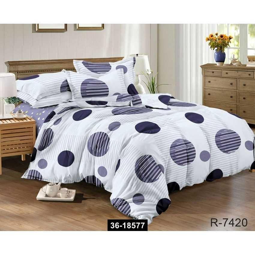 Комплект постельного белья с компаньоном R7420, 36-18577