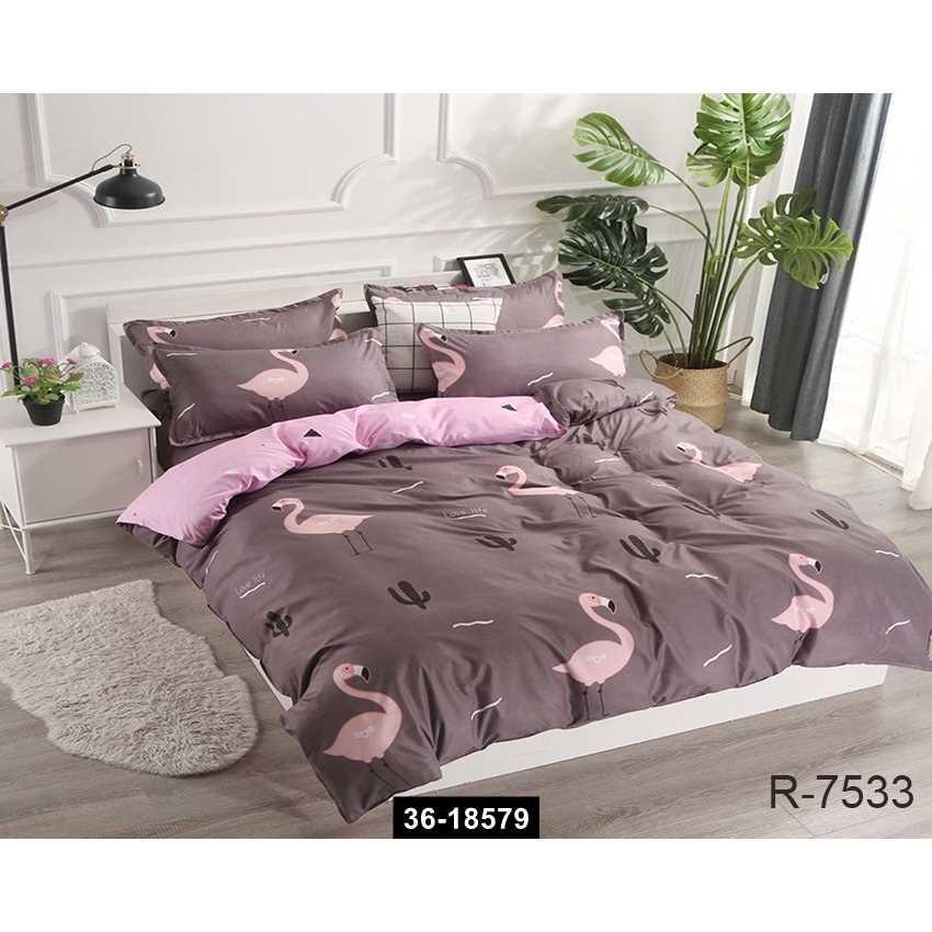 Комплект постельного белья с компаньоном R7533, 36-18579