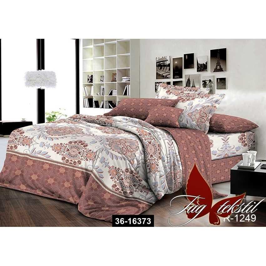 Комплект постельного белья с компаньоном R1249, 36-16373