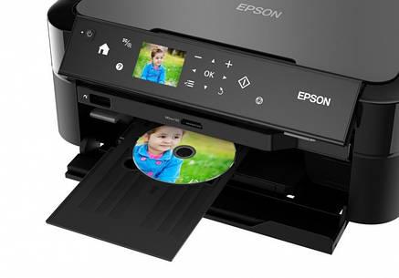 Струйный принтер EPSON L810 (C11CE32401 / C11CE32402), фото 2