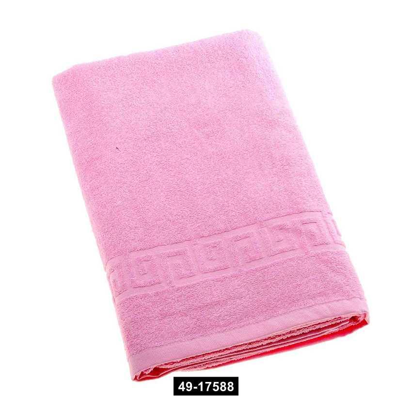 Полотенце махровое Pink, 49-17588