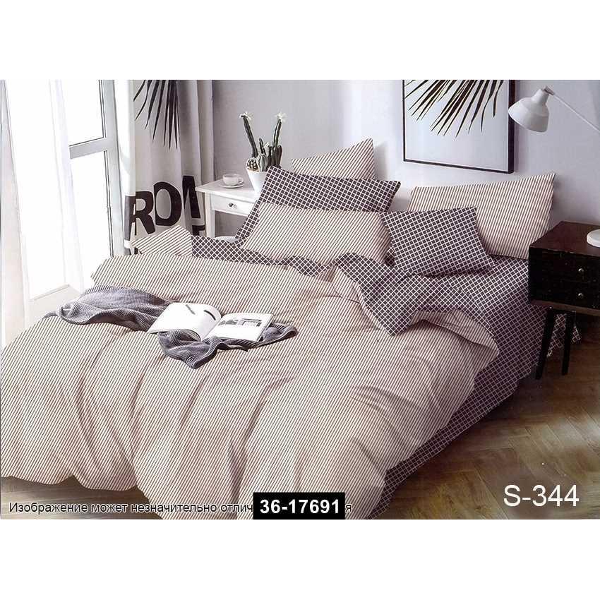 Комплект постельного белья с компаньоном S344, 36-17691