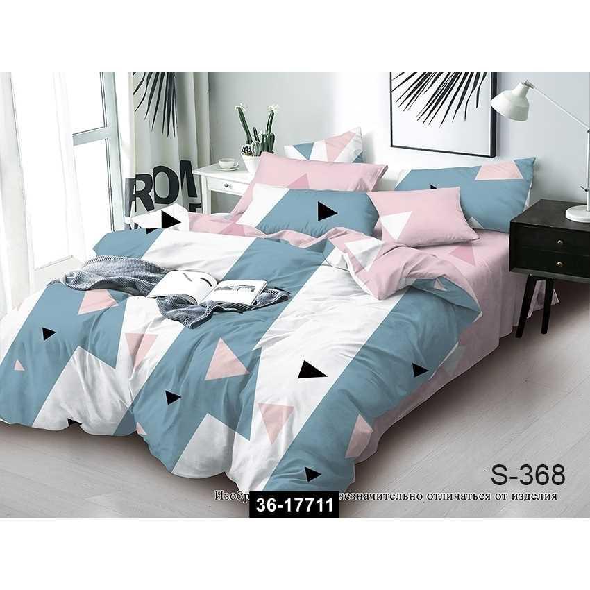 Комплект постельного белья с компаньоном S368, 36-17711