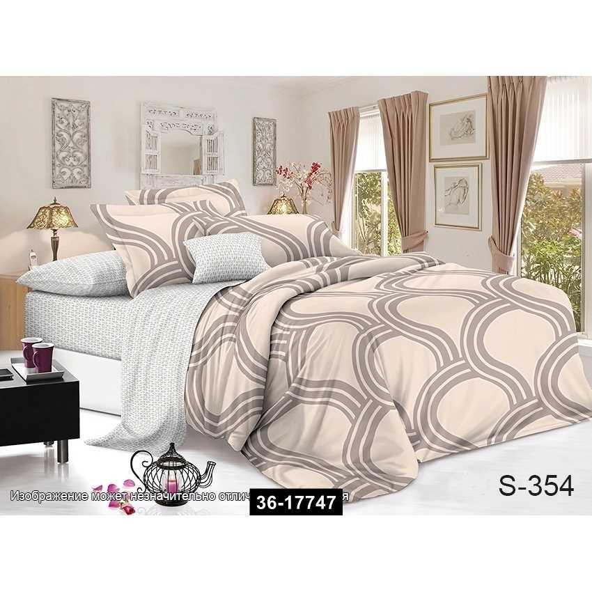 Комплект постельного белья с компаньоном S354, 36-17747