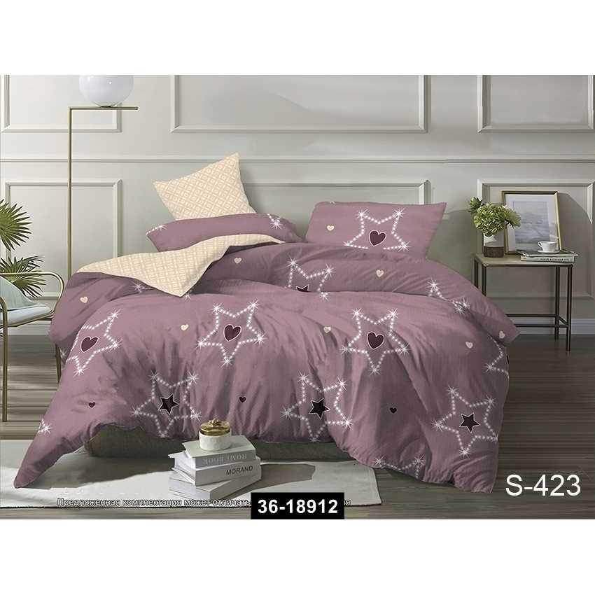 Комплект постельного белья с компаньоном S423, 36-18912