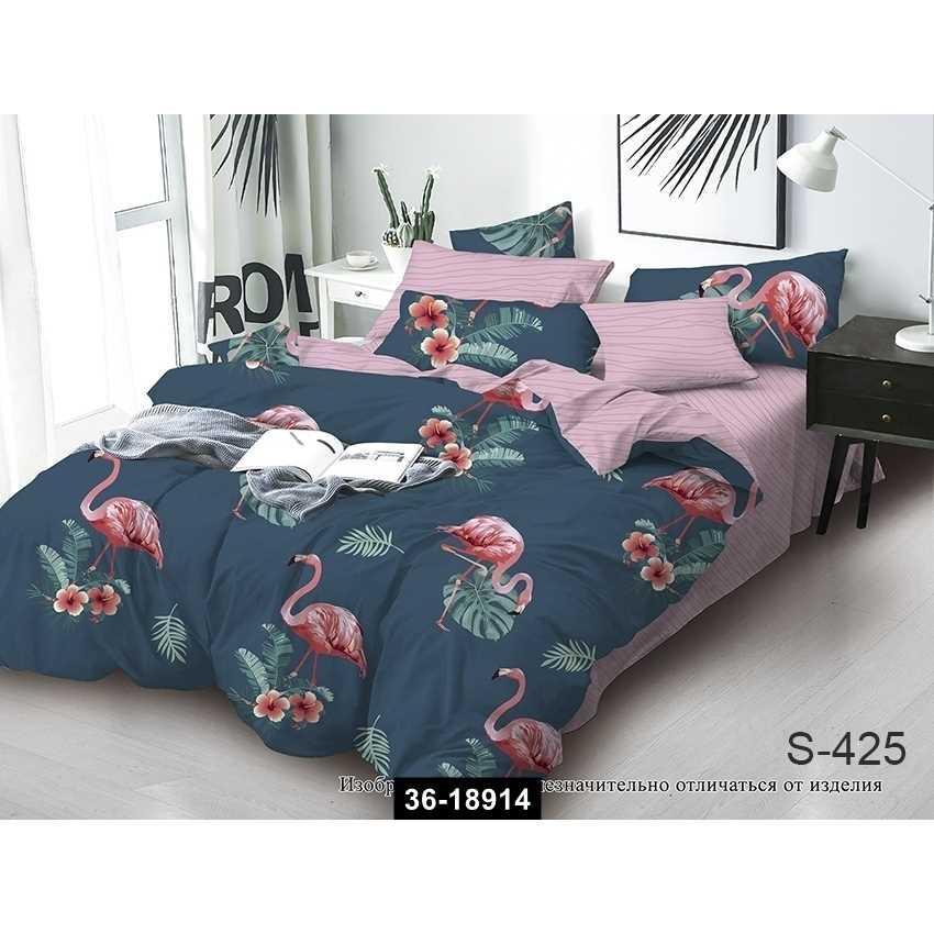 Комплект постельного белья с компаньоном S425, 36-18914