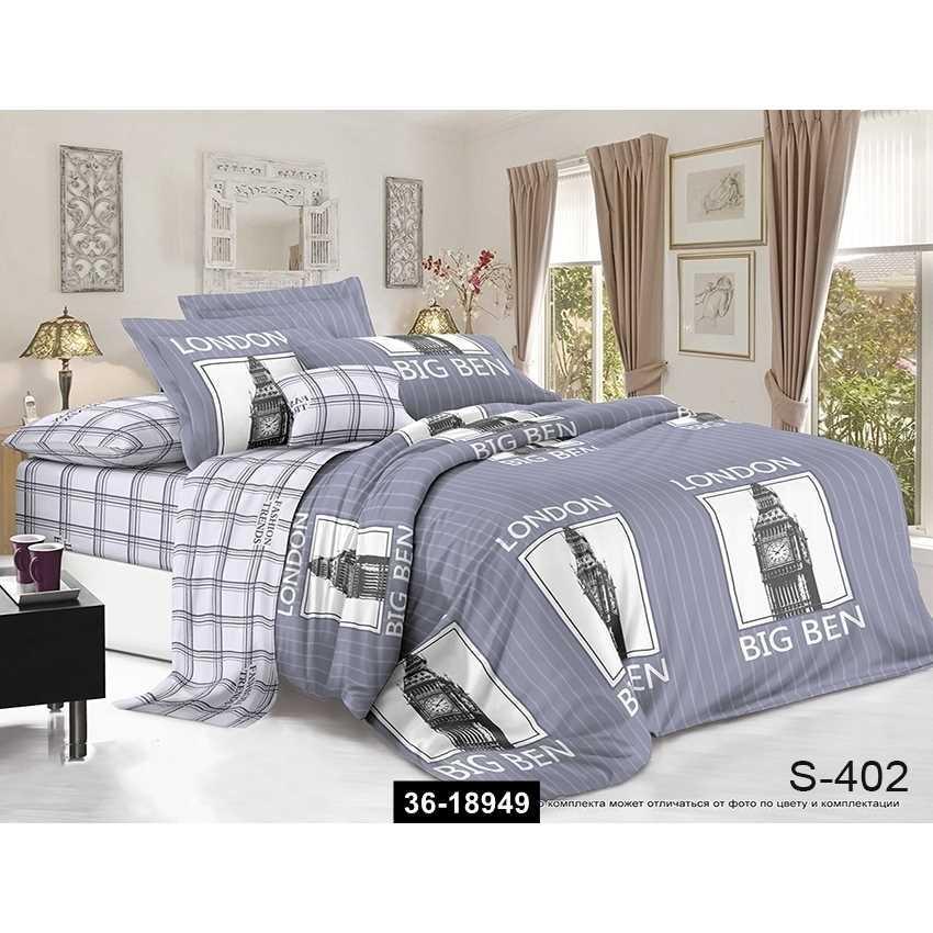 Комплект постельного белья с компаньоном S402, 36-18949