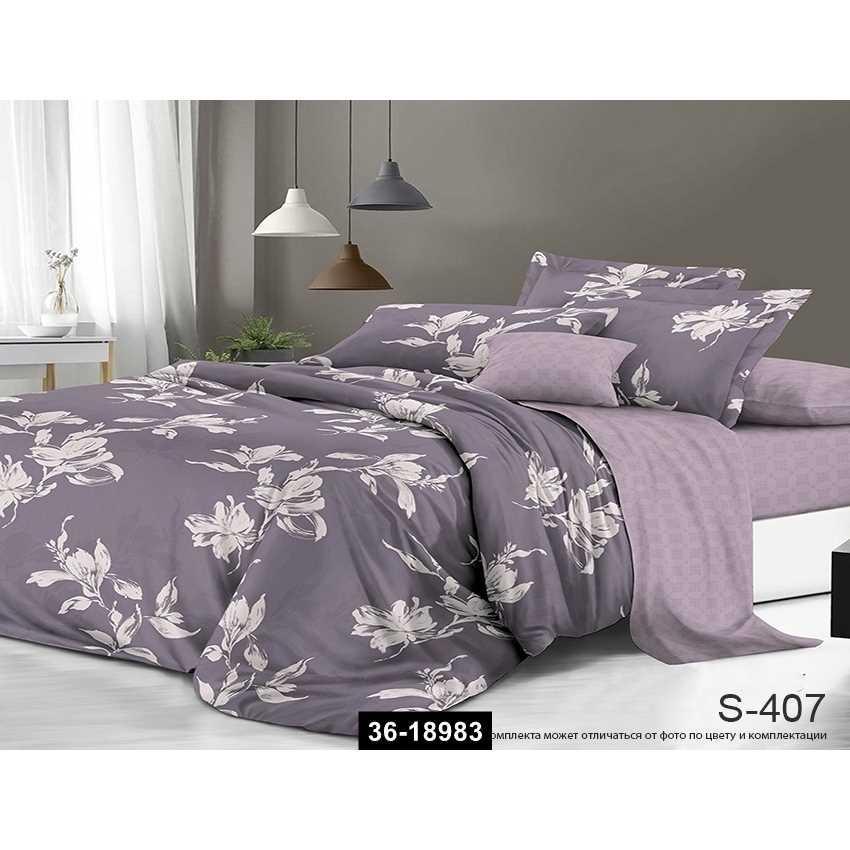 Комплект постельного белья с компаньоном S407, 36-18983