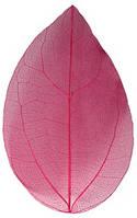 Сухой лист 13 розовый    для дизайна ногтей