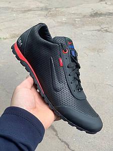 Кроссовки мужские Nike(кожа)