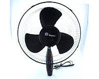 Вентилятор напольный для дома Domotec FS-1619, Охлаждающий бытовой вентилятор.