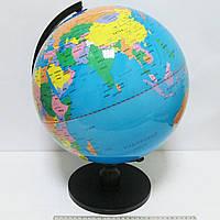 Глобус политический, поверхн. глянц.; 32,0