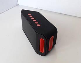 Портативная Bluetooth - FM - Колонка Мобильная