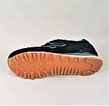 Мужские Кроссовки New Balance 574 Синие (размеры: 41,42,43,44,45,46) Видео Обзор, фото 4