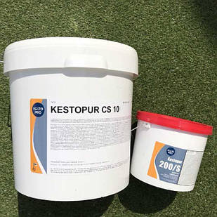 Двокомпонентний поліуретановий клей Kestopur CS низкотемпературный