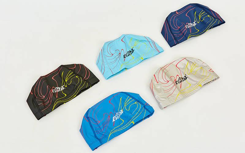 Шапочка для плавання з водонепроникної PU тканини Cima, різні кольори