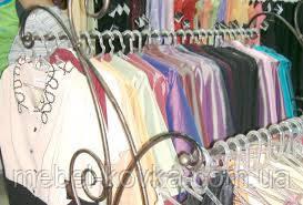Кованые стойки для одежды