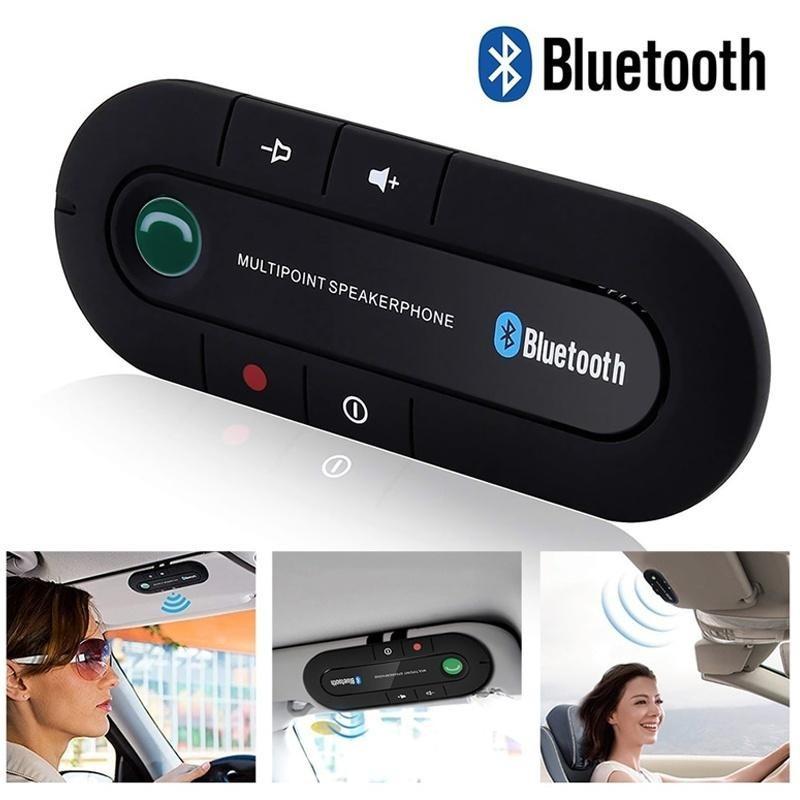 Автомобільний бездротової динамік-гучномовець Bluetooth Hands HB 505-BT