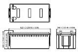 Аккумуляторы B.B.Battery BP 230-12/B9, фото 2