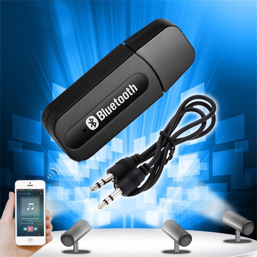 Bluetooth  аудио стерео приемник AUX