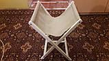 Подставки под сумки маленькая прямая белая Tavolga, фото 5