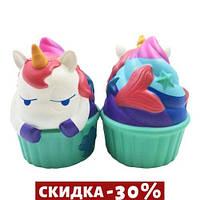 Игрушка-антистресс с ароматом Squishy Пони в мороженом