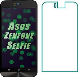 Защитное стекло Asus ZenFone Selfie ZD551KL (Прозрачное 2.5 D 9H) (Асус Зенфон Селфи)