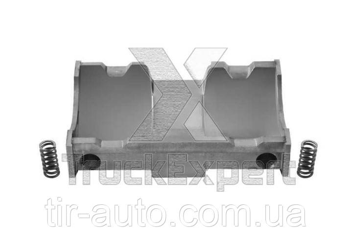 Плита рычага суппорта BPW TSB3709/4309 - 9 TON AXLE, 40015, 12806 с пружинами ( Truck Expert ) 34601090TE