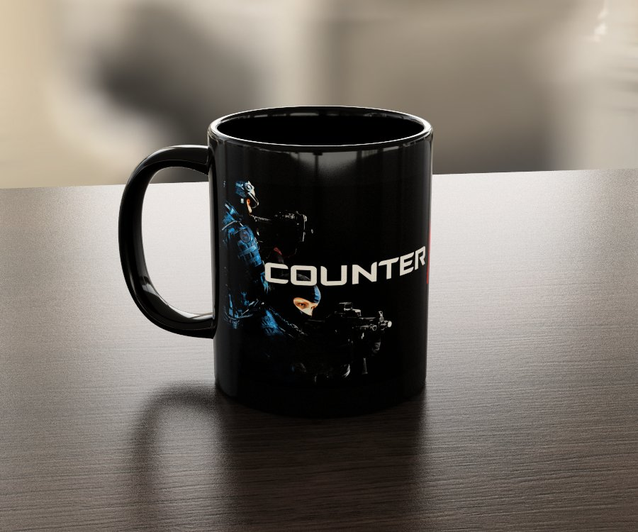 Кружка чашка  Counter-Strike