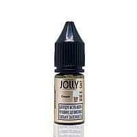Жидкость для электронных сигарет Jolly Salt Cream 50 мг 10 мл