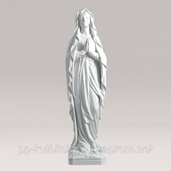 Скульптура Богородиці на памятник 63/31,5