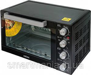 Духовка электрическая печь Rotex ROT450-B с конвекцией и подсветкой  45L 2000W