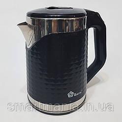 Чайник електричний дисковий Domotec MS-5027 2000w, 2.2 л