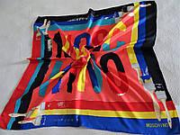 Платок Moschino шёлк, фото 1
