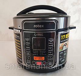 Мультиварка  Rotex REPC 73-B , 5 литров, 17 программ, 900 W