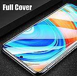 Защитное стекло дважды закаленное 9D для Xiaomi Redmi Note 9S / Note 9 Pro / Note 9 Pro Max, фото 3