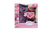 Кукла 318002 (В шапочке)