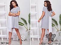 Вечернее  женское платье батал р.48-54  Balani XL, фото 1