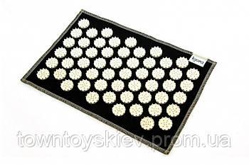 Килимки масажно-акупунктурні AIR mini 32х21 см (білі фішки) FS-101