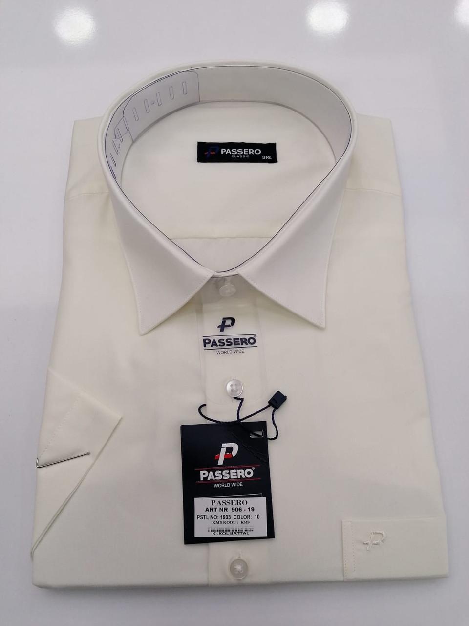 Рубашка батальная короткий рукав PASSERO