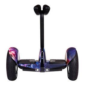 Гироскутер мини-сигвей Ninebot Mini Robot Галактика. Міні-сігвей гіроскутер. Найнбот мини космос, фото 2