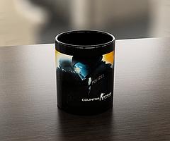Кружка чашка  Counter-Strike Полиция