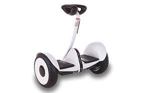 Мини сигвей гироскутер Ninebot Mini Robot 54V Белый (White). Міні-сігвей гіроскутер Білий. Найнбот мини Робот, фото 2